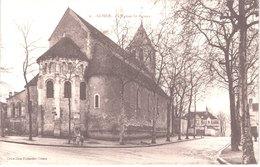 FR58 COSNE - 2 - église Saint Agnan - Animée - Belle - Cosne Cours Sur Loire