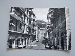 CARTOLINA GENOVA SAMPIERDARENA - VIA CAMPASSO - Genova (Genoa)