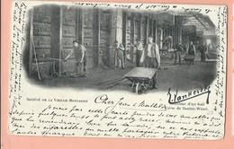 LIEGE  -  Société De La Vieille Montagne  -  Usine De Baelen-Wezel - Liege