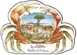 "Wallis Bloc YT 25 "" Crabe "" 2010 Neuf** - Blocs-feuillets"