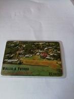 Scheda Telefonica - Wallis En Futuna