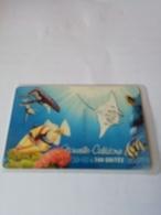 Scheda Telefonica - New Caledonia