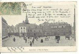 59 - ARMENTIERES / PLACE DE L'EGLISE - Armentieres