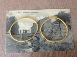 Ath Le Pont Et Usine Carton - Ath