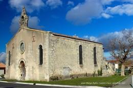 Blaye (33)- Eglise Sainte-Luce (Edition à Tirage Limité) - Blaye