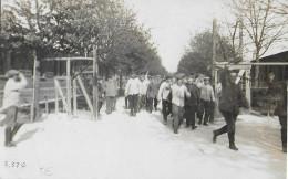 1919 ? - LIBERATION PRISONNIERS De GUERRE ALLEMAND - CARTE PHOTO NON IDENTIFIEE - Guerre 1914-18