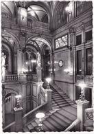 Wien - Staatsoper: Stiegenaufgang / Escalier - Opéra - Wien Mitte