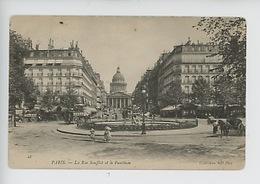 Paris La Tour : La Rue Soufflot Et Le Panthéon (n°23) - Arrondissement: 05