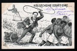 Illustrateur Politique Satirique Mille, Malgachisme Dernier Genre - Mille