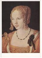 Wien: 'Brustbild Einer Jungen Venezianerin' (Albrecht Dürer) - Kunsthistorisches Museum - Musea