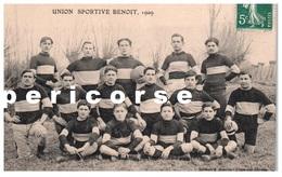 84   L'Isle Sur Sorgue  Union Sportive Benoit  1909 - L'Isle Sur Sorgue