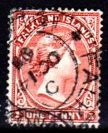 Falkland-0001-E - Emissione 1882-96 - Senza Difetti Occulti. - Falkland