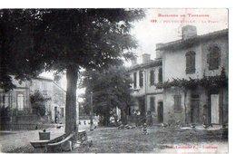 Banlieue De Toulouse - POUVOURVILLE - La Place - Other Municipalities