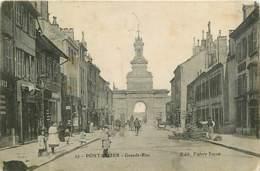 25* PONTARLIER Grande Rue        MA90,0413 - Pontarlier