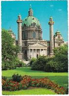 Wien - Karlskirche - Kerken