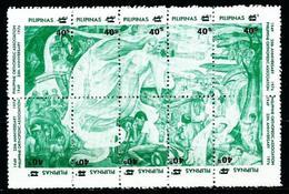 Filipinas Nº 1320/29 (unidos) Nuevo - Filipinas