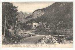 05 - Environs De Briançon - Pont Baldy Et L'Usine Electrique - LL 37 - 1908 - Autres Communes