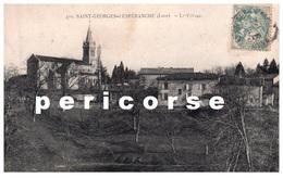 38   Saint Georges D'Esperanche  Le Village - Francia