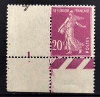 FRANCE 1924/1926 - Y.T. N° 190  - NEUF** - - Unused Stamps