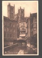 Huy - Le Hoyoux Et Le Pont Des Chaines - 1936 - Huy