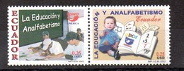 Serie De Ecuador Nº Yvert 1694/95 ** UPAEP - Ecuador