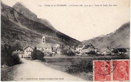 05. Vallée De La Guisane. Le Casset. Dans Le Fond, Le Roc Noir - Autres Communes