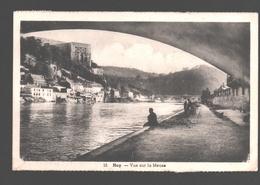 Huy - Vue Sur La Meuse - Animée - Huy