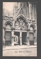 Huy - Portail De La Cathédrale - 1909 - Huy
