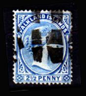 Falkland-0003-L - Emissione 1891-96 - Senza Difetti Occulti. - Falkland