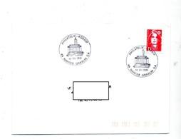 Lettre Cachet Nantes Philatelie Agerip - Marcophilie (Lettres)