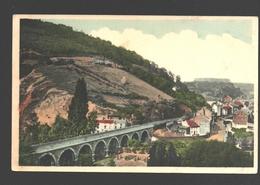 Huy - Viaduc De Chinet - Colorisée - éd. Artcolor / Vve Jean Laffut, Confiserie, Huy - Huy