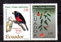 Serie De Ecuador N ºYvert 1769/70 ** UPAEP - Ecuador