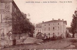 """SAINT UZE """" Atelier De Distillation """" - France"""