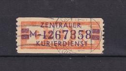 DDR - 1958 - Dienstmarken B - Michel Nr. 23 M - Dienstpost