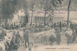 LE COULOUBRET - UN JOUR DE FOIRE - Ax Les Thermes
