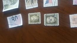 USA MARSHALL - Postzegels