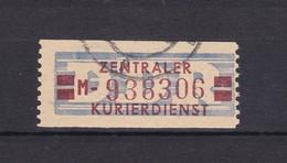 DDR - 1958 - Dienstmarken B - Michel Nr. 21 M I - Dienstpost