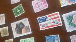 USA AIR MAIL - Postzegels