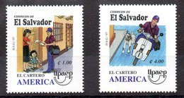 Serie De El Salvador N ºYvert 1324/25 ** UPAEP - El Salvador