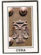 Cuba - Kuba - Habana Vieja - Palacio De Los Capitanes Generales - Detalle Del Portal - Nice Stamp - Timbre - Kuba