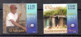 Serie De El Salvador N ºYvert 1613/14 ** UPAEP - El Salvador