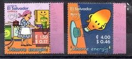 Serie De El Salvador N ºYvert 1667/68 ** UPAEP - El Salvador