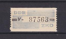DDR - 1959 - Dienstmarken B - Michel Nr. 26 V - 15 Euro - Dienstpost