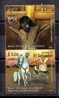 Serie De El Salvador N ºYvert 1697/98 ** UPAEP - El Salvador