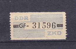 DDR - 1959 - Dienstmarken B - Michel Nr. 26 GF - 15 Euro - Dienstpost