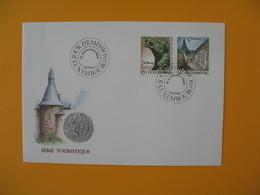 FDC Luxembourg   1989 -  Lot De  13   FDC  à Voir - FDC