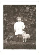 Enfant - Jouet Mouton - Quilles - Vers 1900 - Photographs