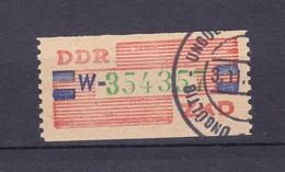DDR - 1959 - Dienstmarken B - Michel Nr. 27 W - 25 Euro - Dienstpost