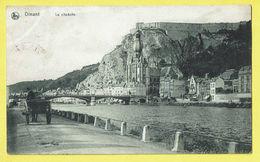 * Dinant (Namur - Namen - La Wallonie) * (Ed. Nels) La Citadelle, Canal Quai, Pont, Animée, Chateau, église, Rare, Old - Dinant