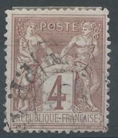 Lot N°49472  N°88, Oblit Cachet à Date Des IMPRIMES PARIS P.P. 13 - 1876-1898 Sage (Type II)